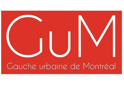 Logo de l'organisme Gauche urbaine de Montréal