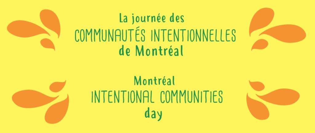 Logo de l'organisme Journée des communautés intentionnelles de Montréal