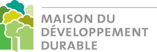 Logo de l'organisme Maison du développement durable